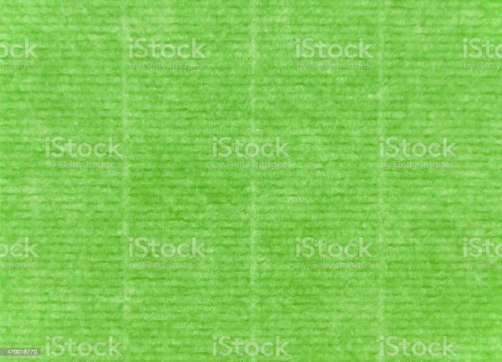 Green natural paper texture royalty-free stock photo