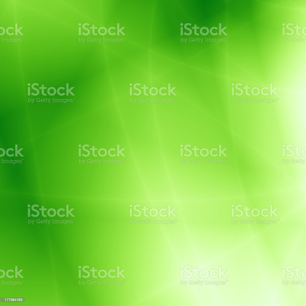 Green nature bio abstract background stock photo