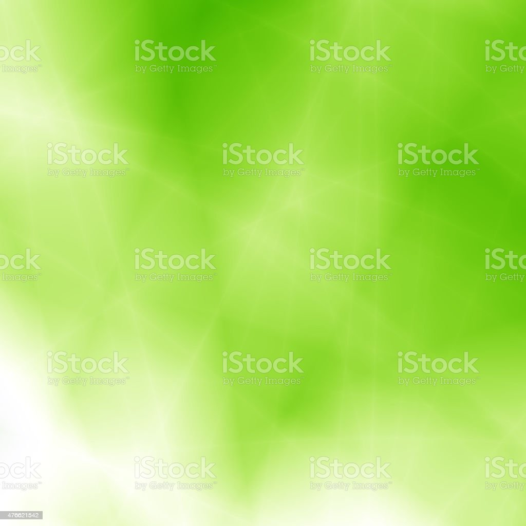 Green nature bright elegant design stock photo