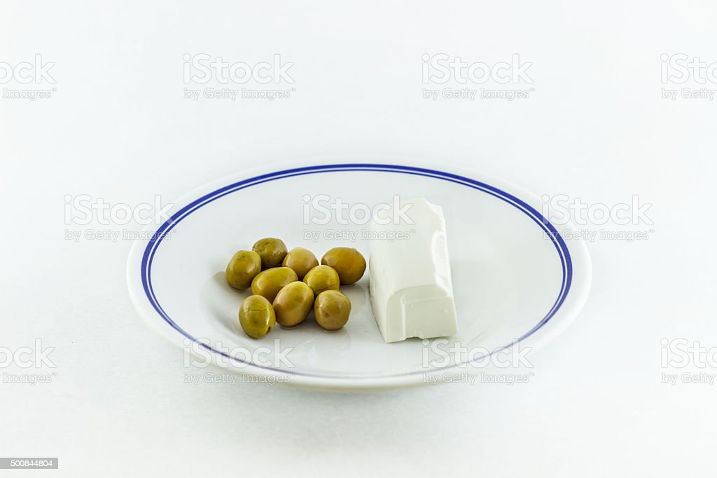 green olive stock photo