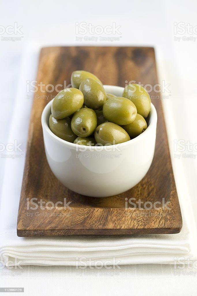 green olives royalty-free stock photo