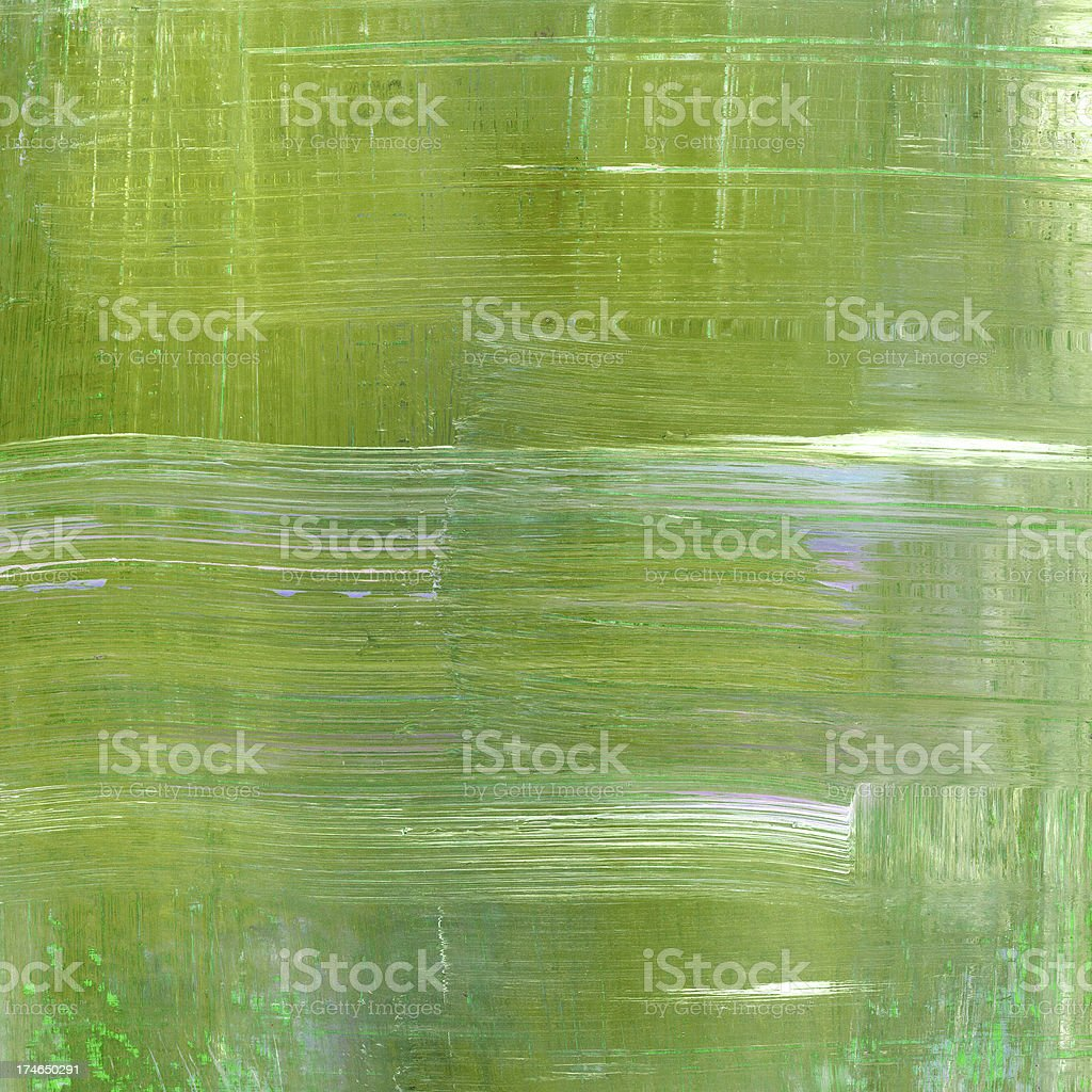 Green Painted Background royalty-free stock photo