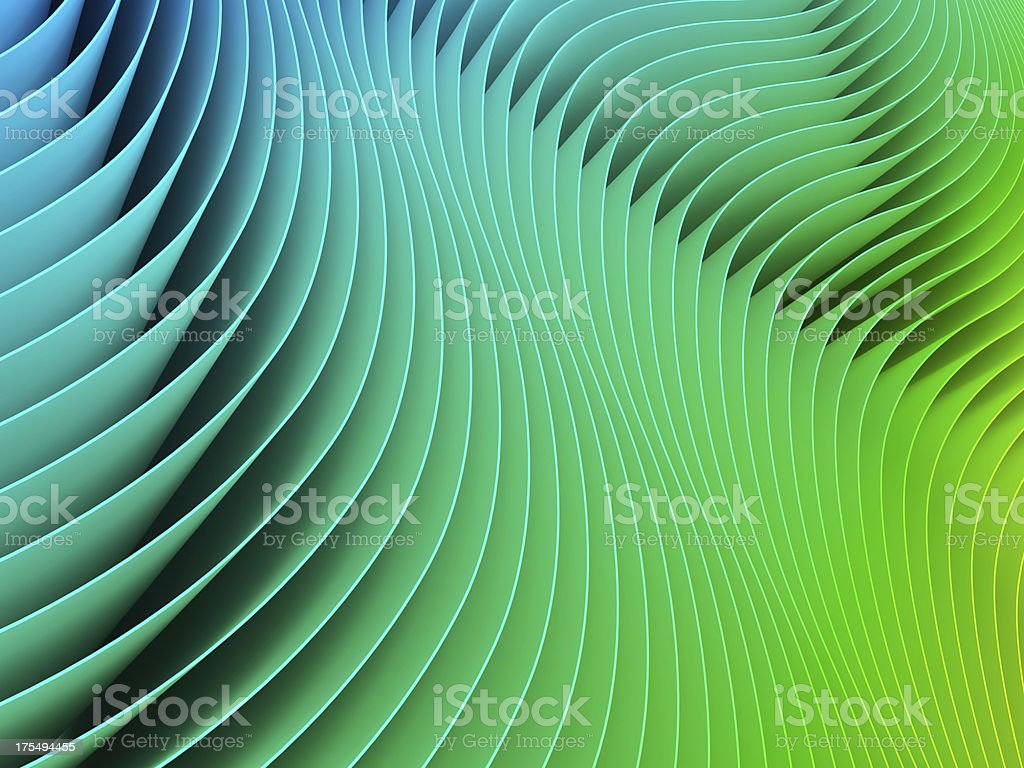 Green paper background stock photo