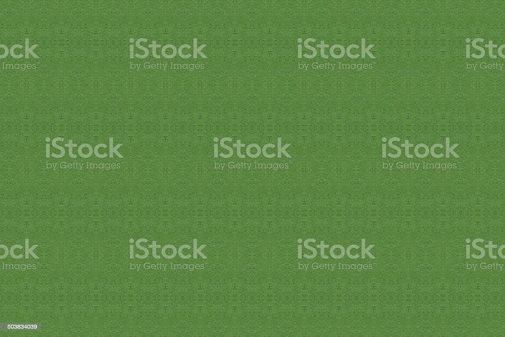 Green paper close stock photo
