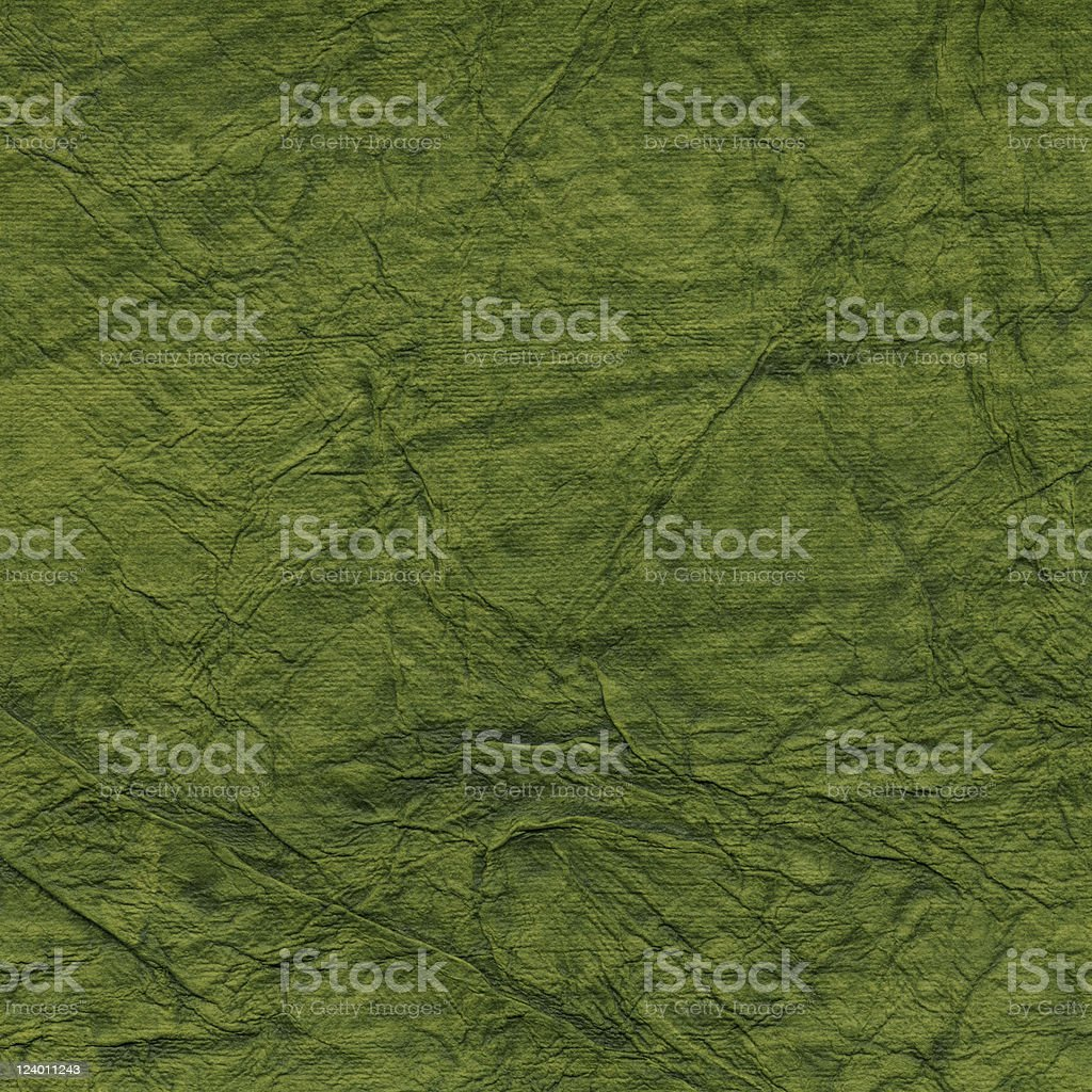 Green paper royalty-free stock photo