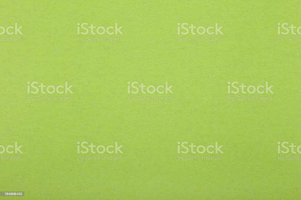 Green paper texture background stock photo