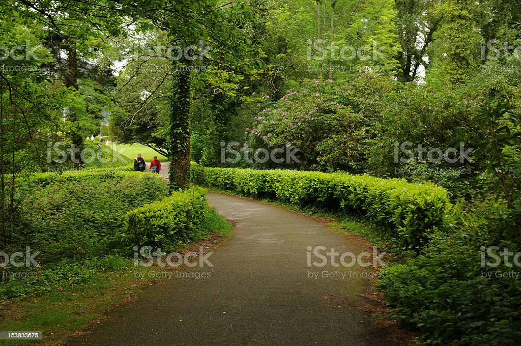 green park royalty-free stock photo