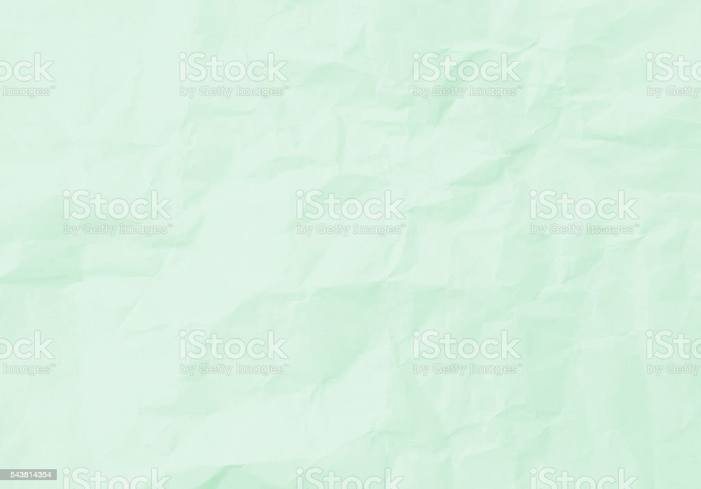 Green pastel color paper texture background stock photo