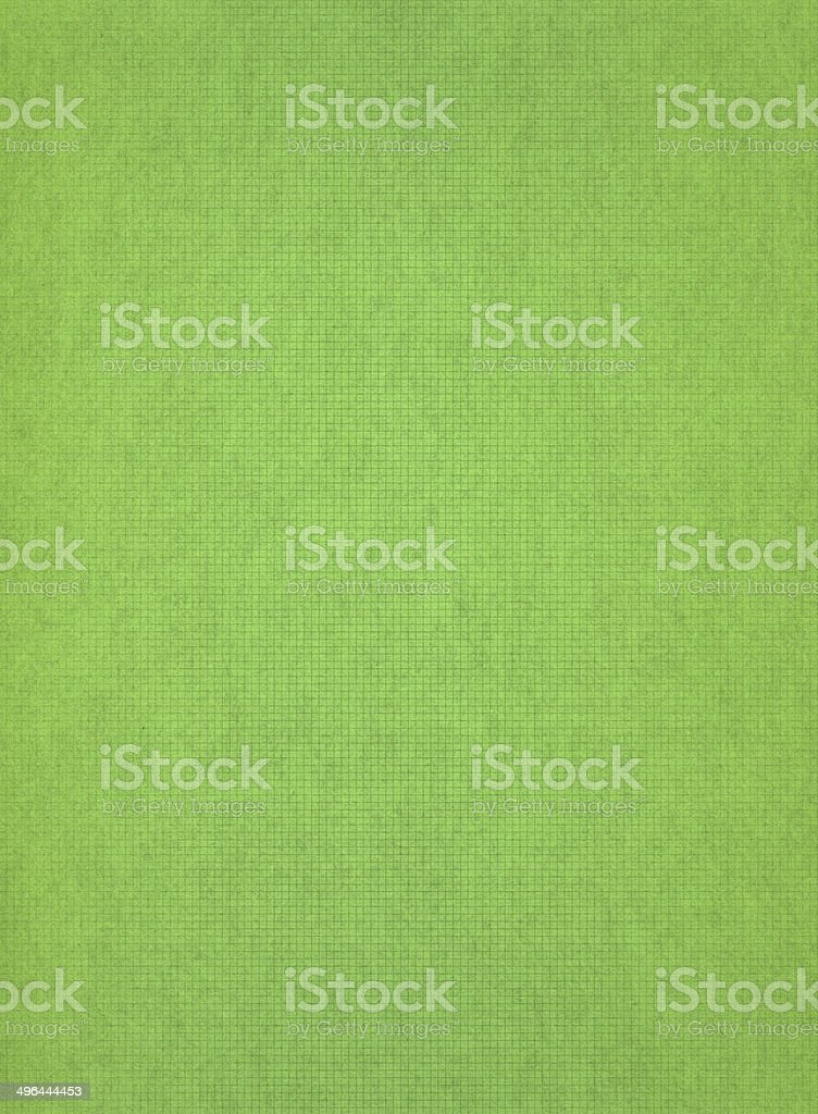 Green plaid felt paper texture stock photo