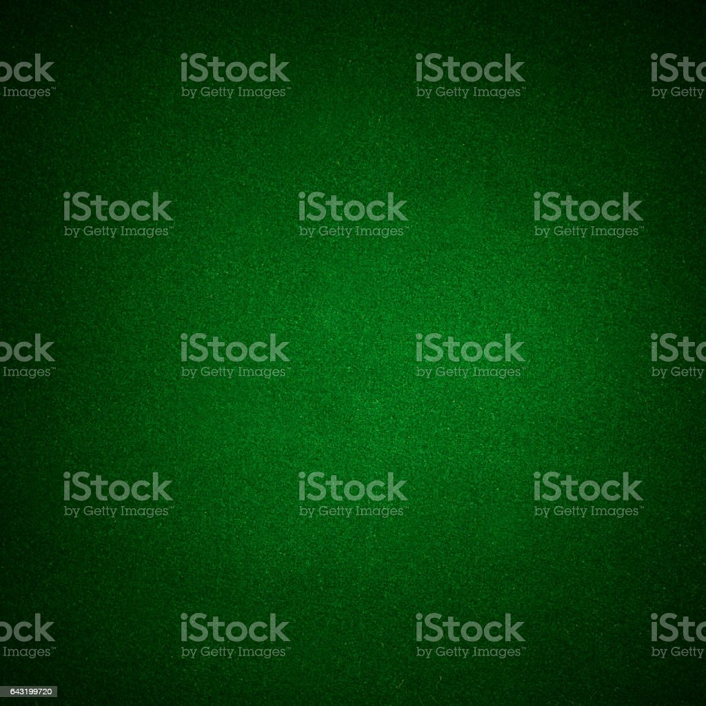 Poker table background - Green Poker Table Background Royalty Free Stock Photo