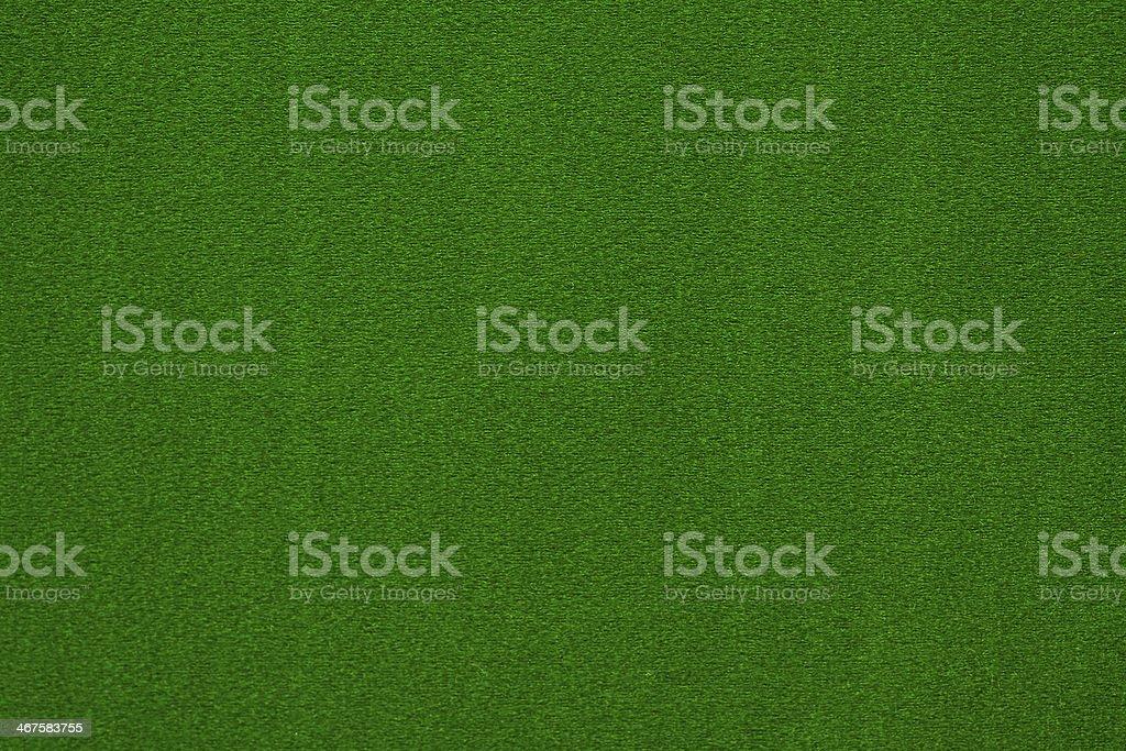 Green poker table felt background stock photo