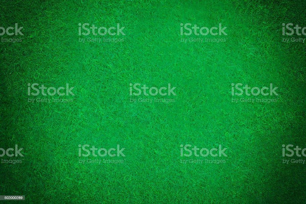 Green poker table stock photo