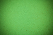 Green recycling  paper background.