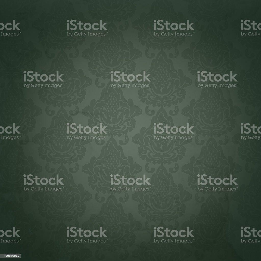 Green retro background royalty-free stock photo