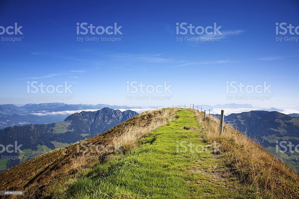 green ridge royalty-free stock photo