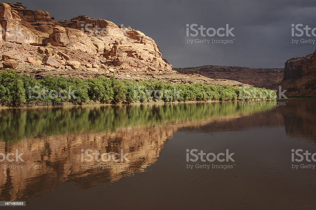Green River Limelight royalty-free stock photo