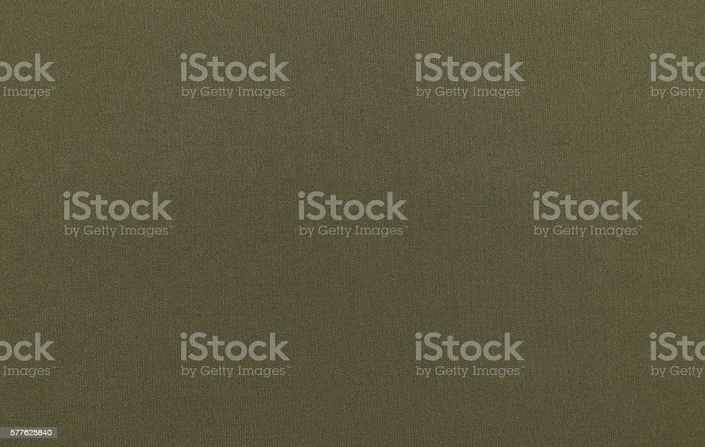 Green spandex fabric texture stock photo