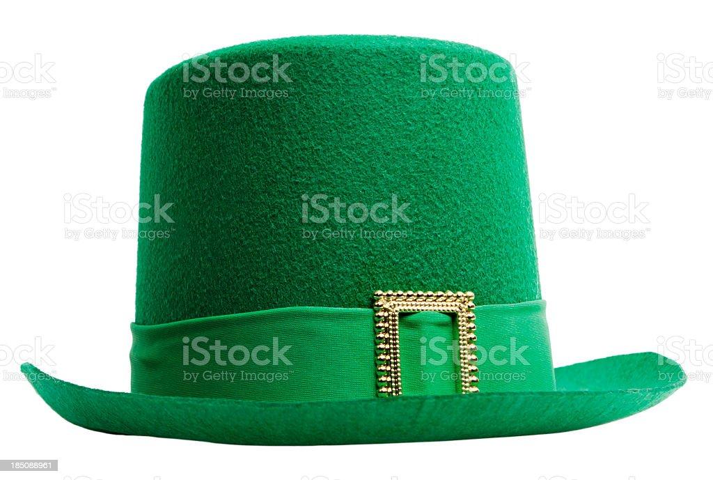 Green St. Patrick's Day-Mütze – Foto