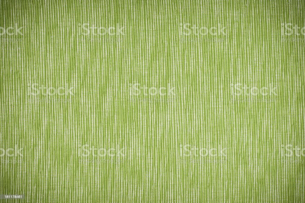 Green striped background with vignetting royalty-free stock photo