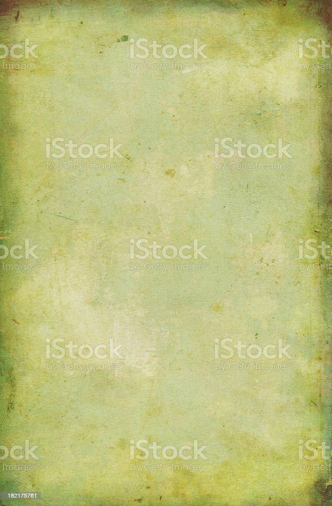 Green Swamp Poster royalty-free stock photo
