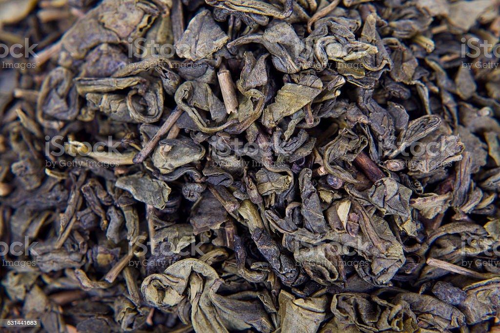 Green Tea XXXL stock photo