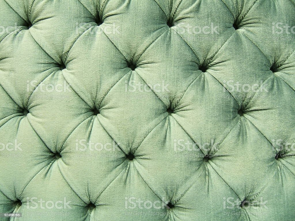 Green textile background royalty-free stock photo
