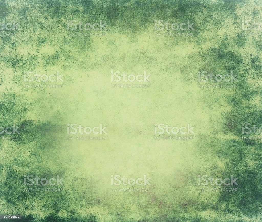 Green textured background stock photo