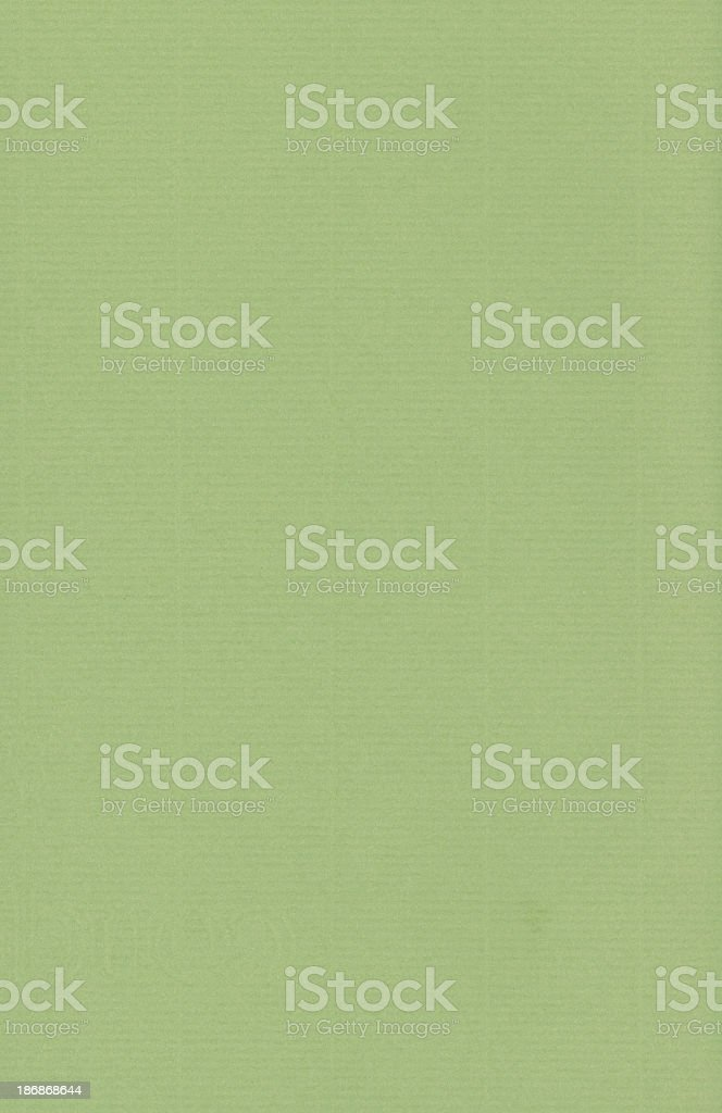 Green Textured Paper Background royalty-free stock photo