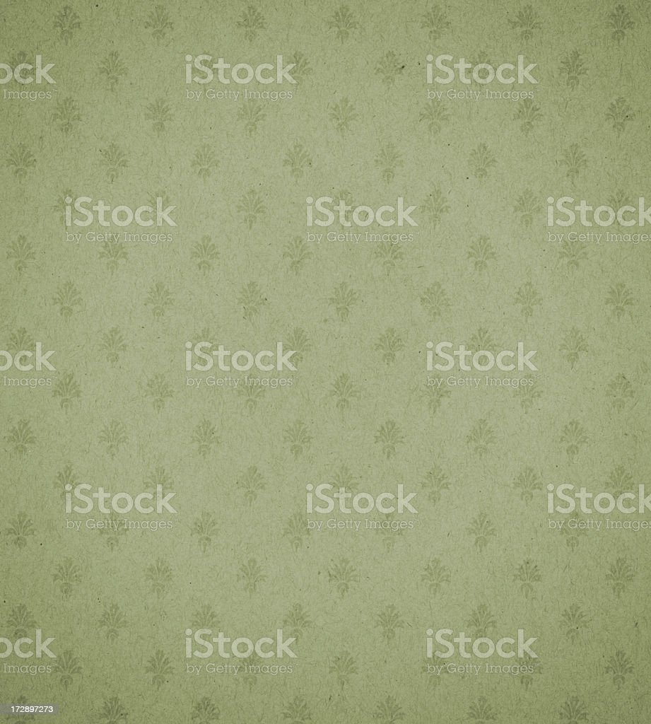 green textured paper with symbol background texture royalty-free stock photo