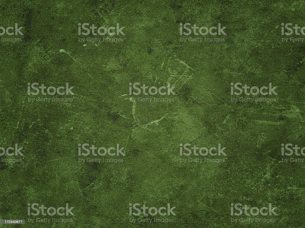 Green textured wall pattern stock photo