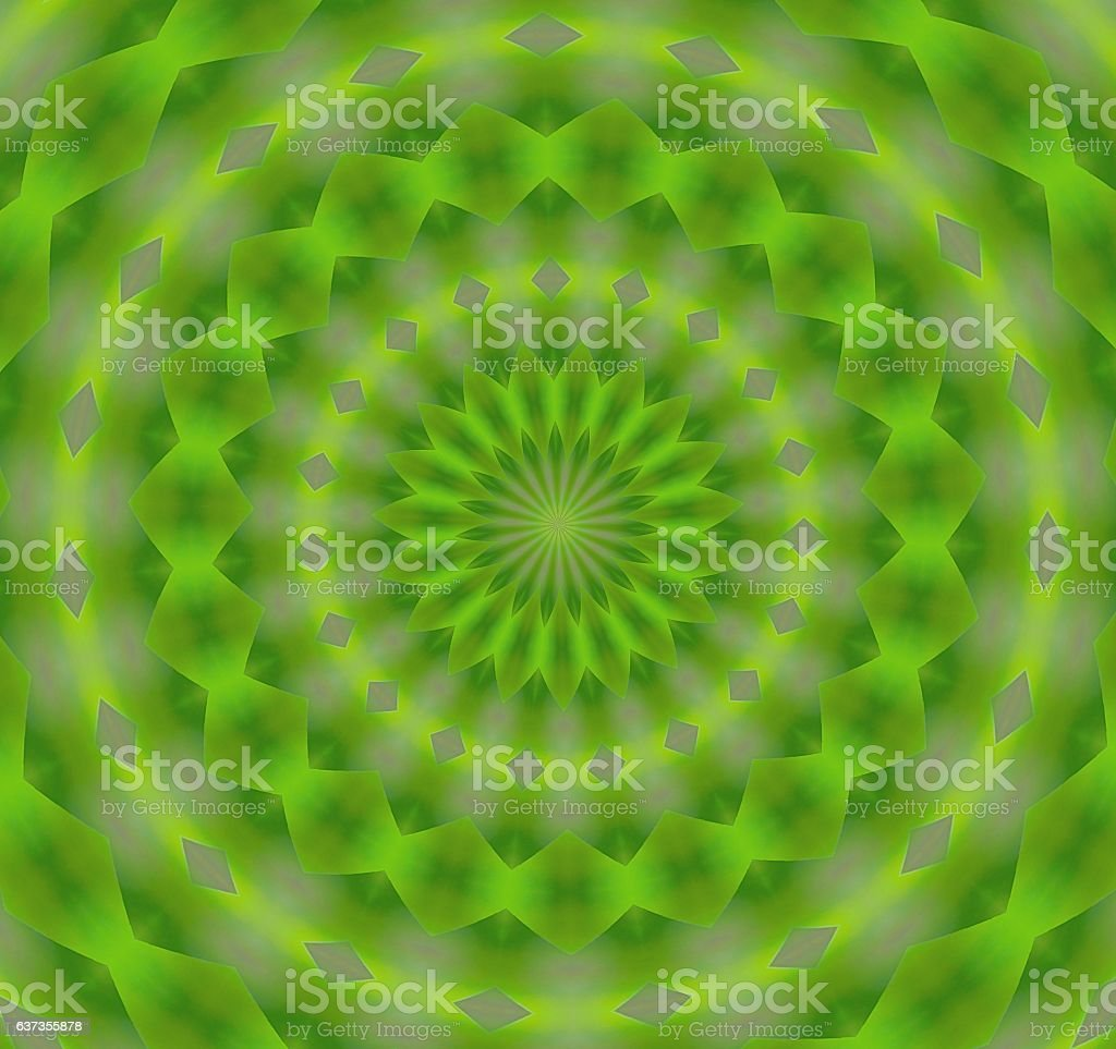 Green texured background stock photo