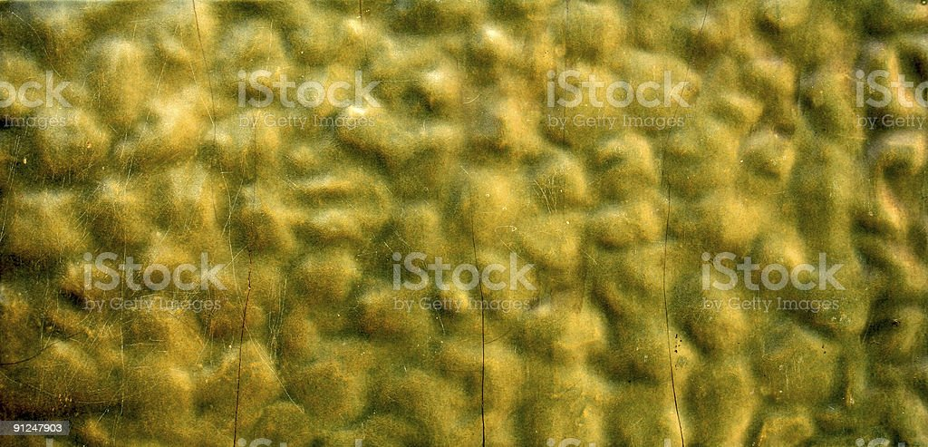 Green tile royalty-free stock photo