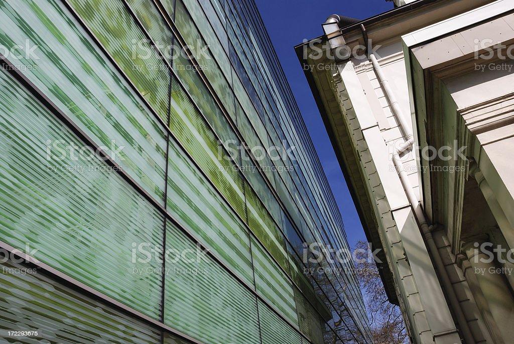 green university royalty-free stock photo