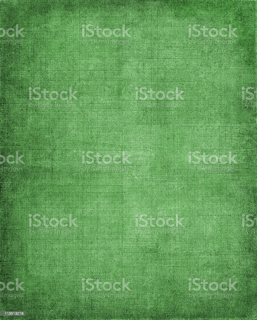 Green Vintage Cloth stock photo