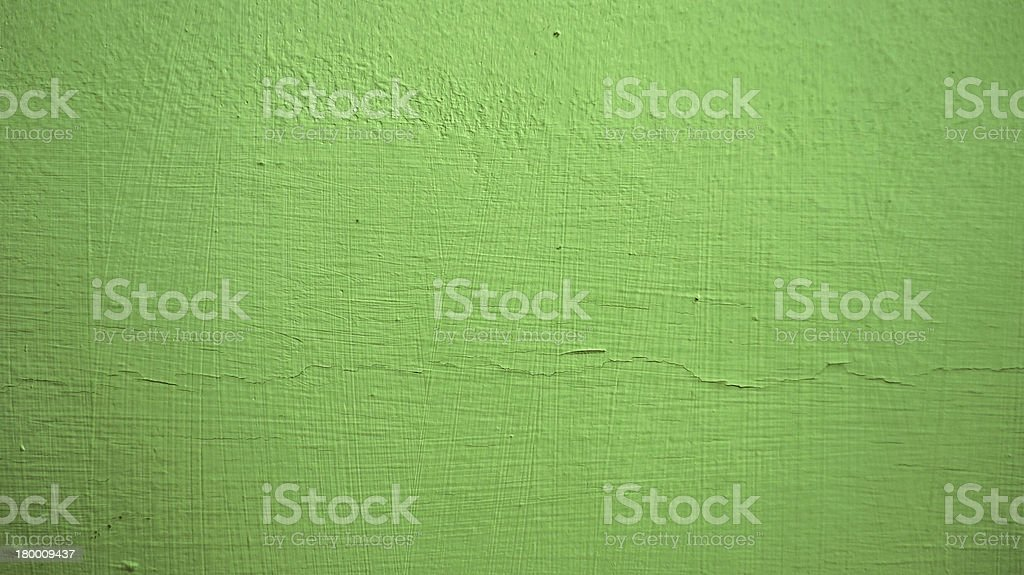 Green wall background or texture royalty-free stock photo