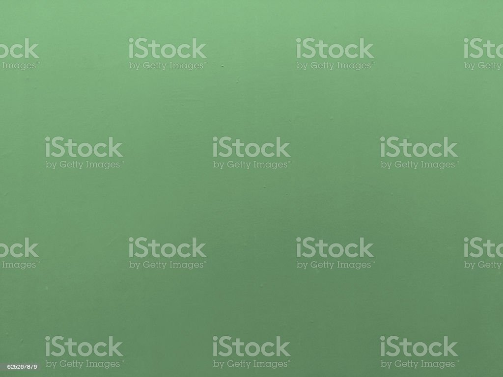 Green Wall Background Texture stock photo