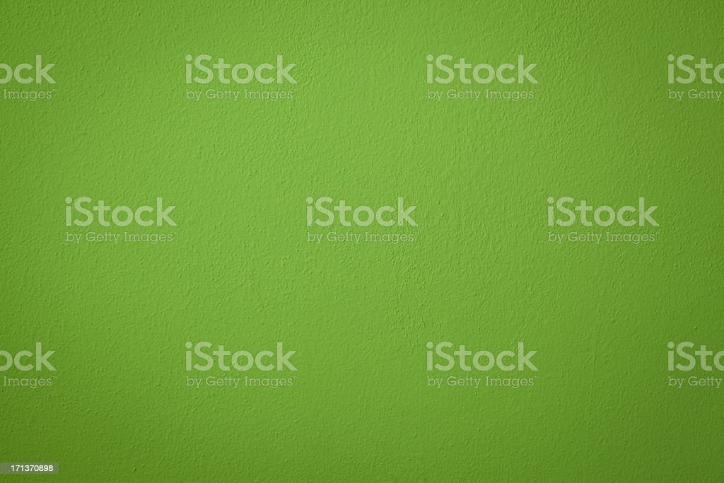 Green Wall Texture stock photo