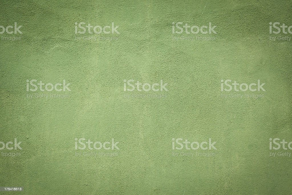 Green Wall Texture royalty-free stock photo