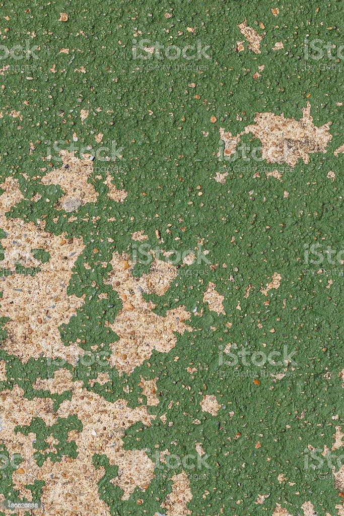 Green wall texture. stock photo