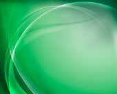 Green Whispy Grass