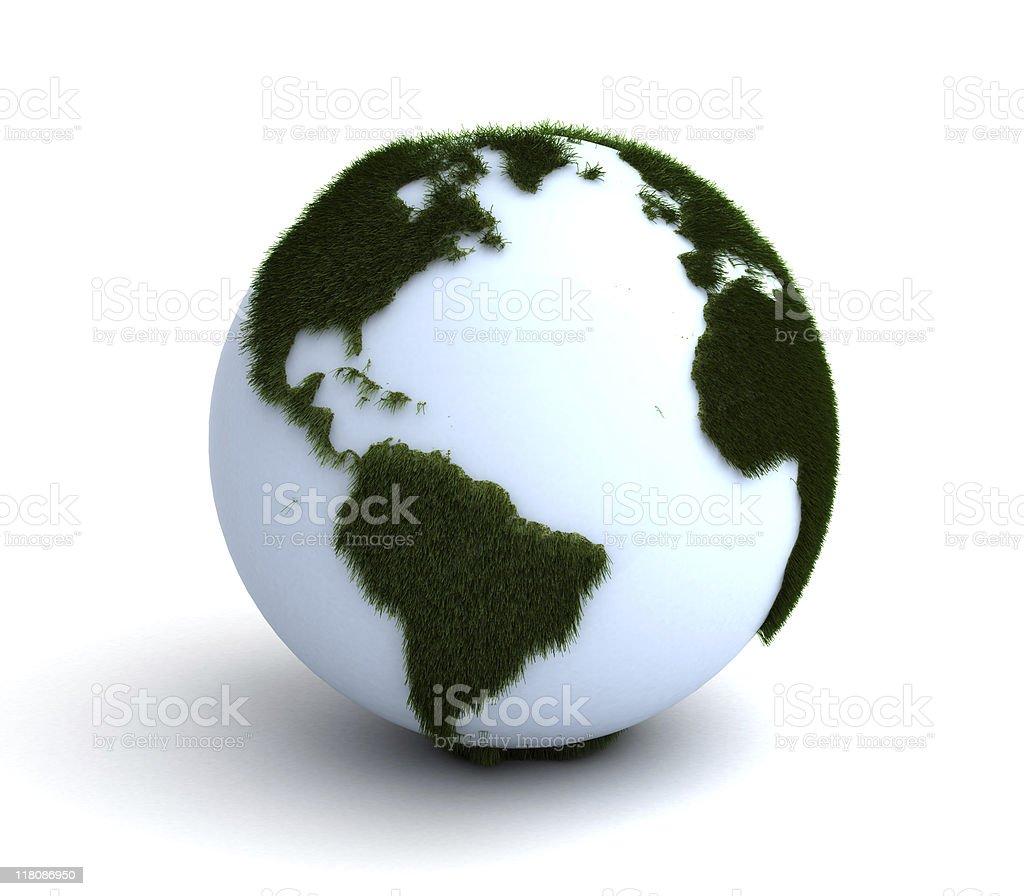 Green World * royalty-free stock photo