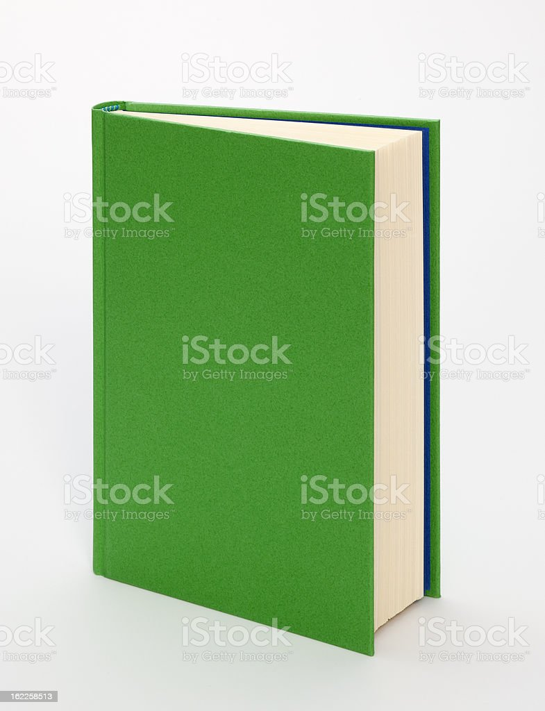 Green?book royalty-free stock photo