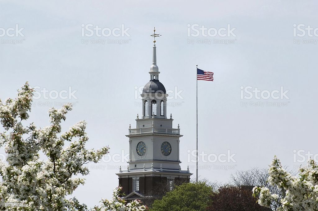 Greenfield Village royalty-free stock photo