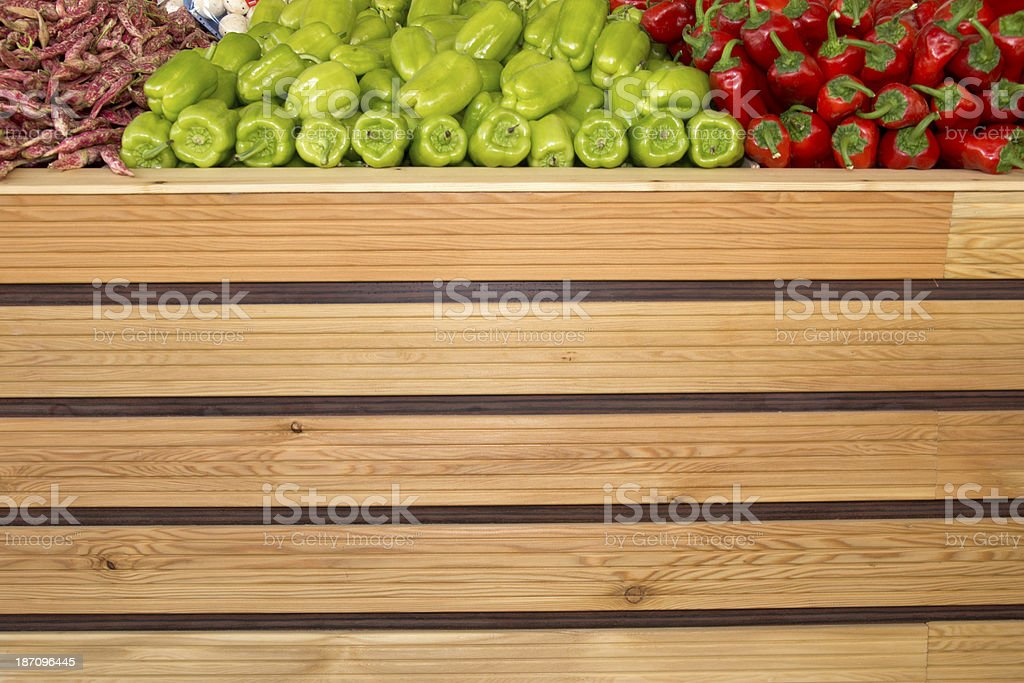 greengrocer royalty-free stock photo