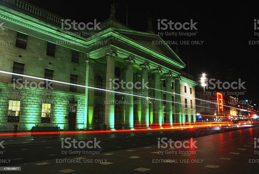 Greening the City 2014/ DUBLIN stock photo
