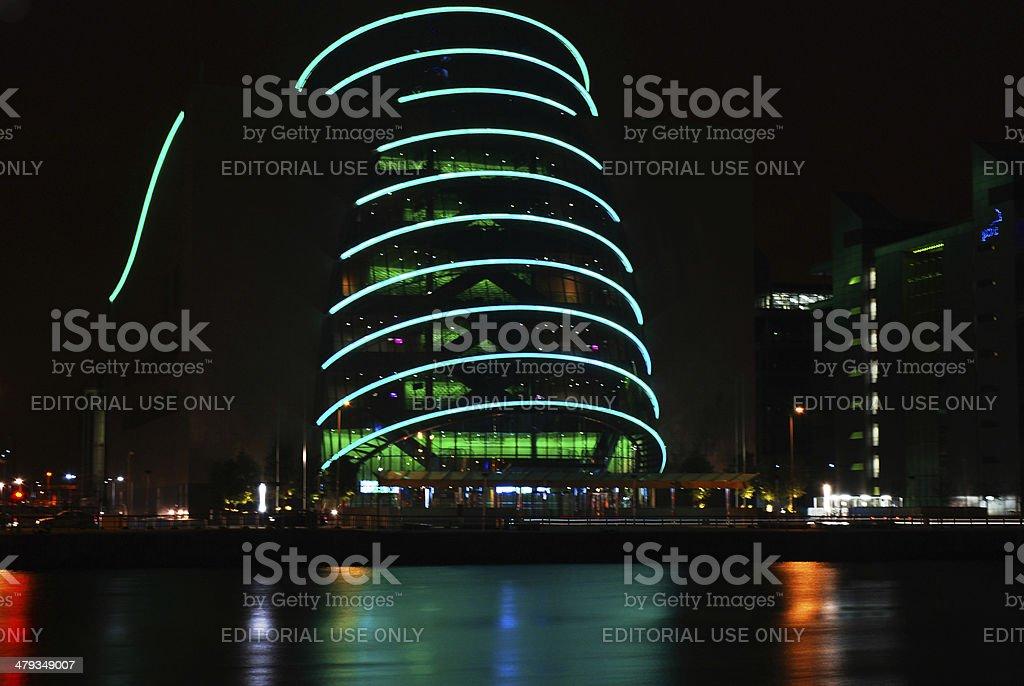 Greening the City 2014/ DUBLIN royalty-free stock photo