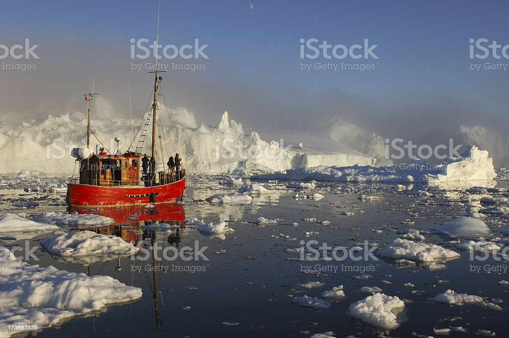 Greenland royalty-free stock photo