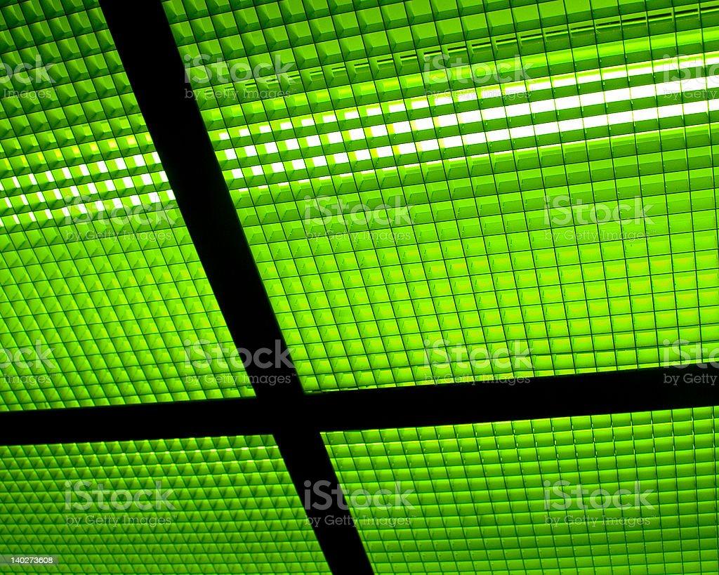 Greenlight royalty-free stock photo