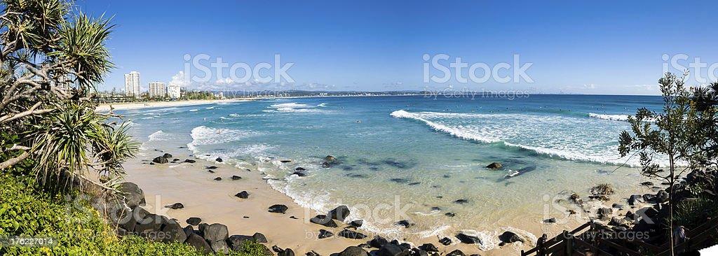 Greenmount Beach stock photo
