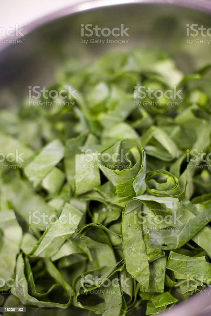 Greens royalty-free stock photo